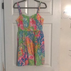 **NEVER WORN LILLY PULITZER DRESS**